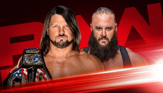 Preview : WWE RAW du 19 août 2019