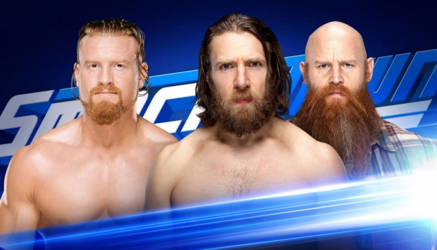 Preview : WWE SmackDown du 20 août 2019