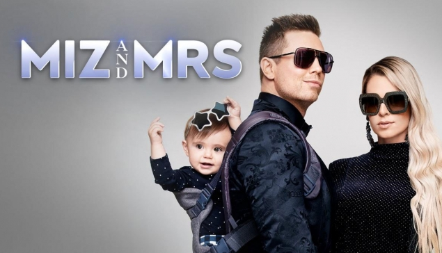 La saison 1 de Miz & Mrs disponible sur le WWE Network