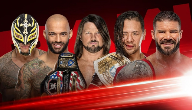 Preview : WWE RAW du 23 septembre 2019