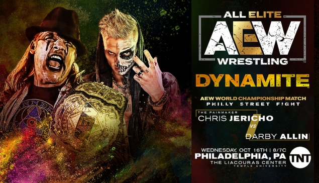 Preview : AEW Dynamite du 16 octobre 2019
