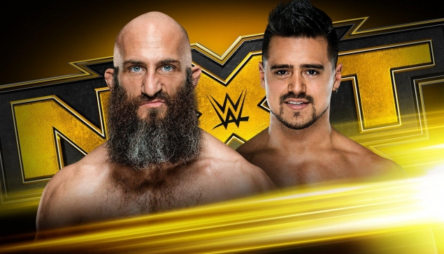 Preview : WWE NXT du 16 octobre 2019