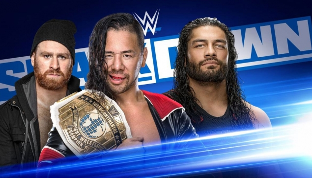 SmackDown : Roman Reigns obtient une chance pour le titre Intercontinental