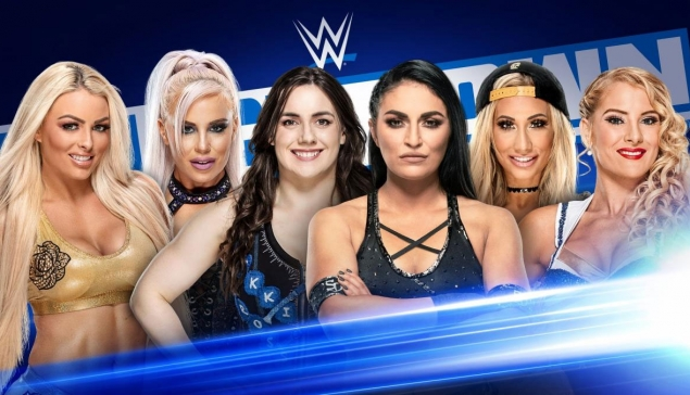Preview : WWE SmackDown du 18 octobre 2019