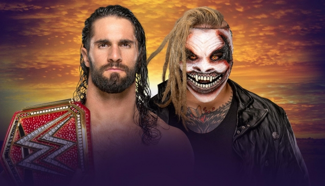 Crown Jewel : Le Seth Rollins vs Bray Wyatt aura une fin clean