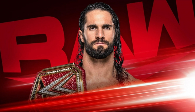 Preview : WWE RAW du 21 octobre 2019