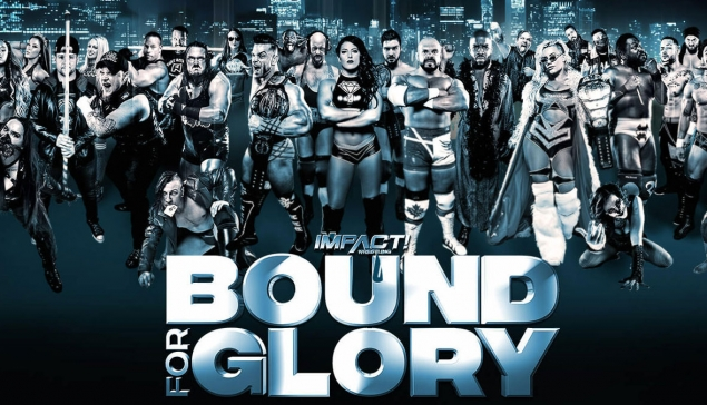 Résultats d'Impact Wrestling Bound for Glory 2019