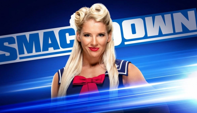 Survivor Series : Lacey Evans rejoint la team SmackDown