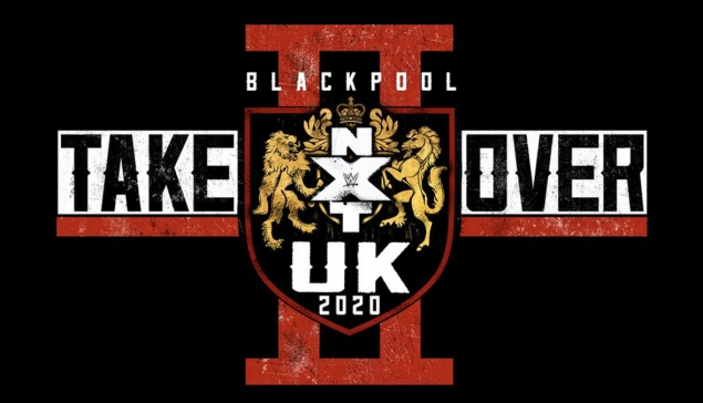 NXT UK annonce son TakeOver Blackpool 2