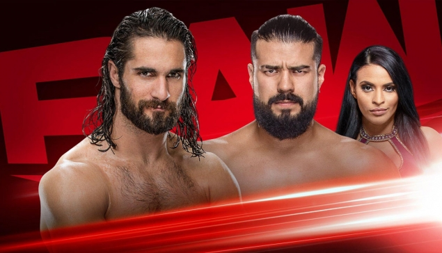 Preview : WWE RAW du 18 novembre 2019