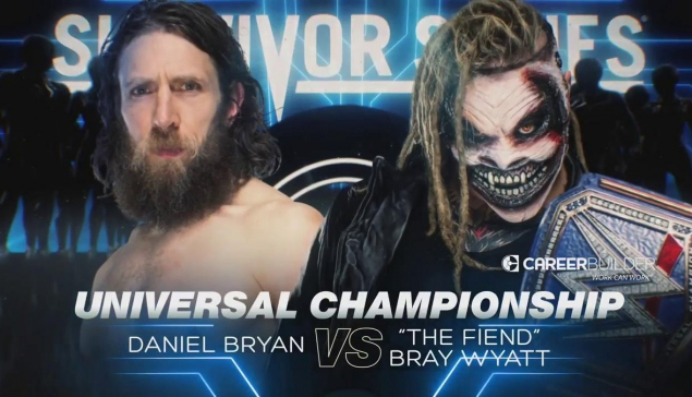 Survivor Series : Daniel Bryan invoque le Yes Movement pour terrasser Bray Wyatt !
