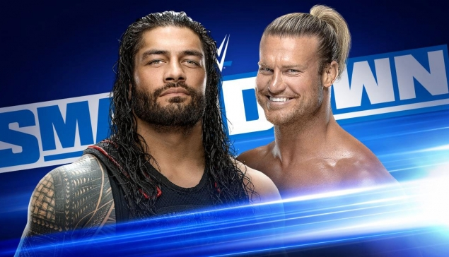 Preview : WWE SmackDown du 6 décembre 2019