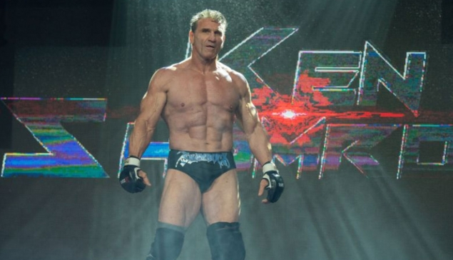 Randy Orton veut Ken Shamrock dans le Hall of Fame 2020