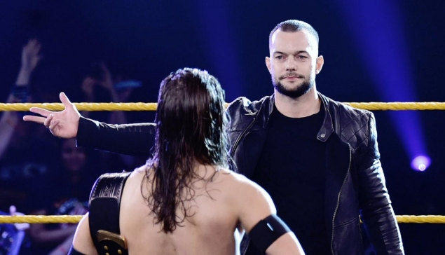 Le Adam Cole vs Finn Balor ouvrira NXT