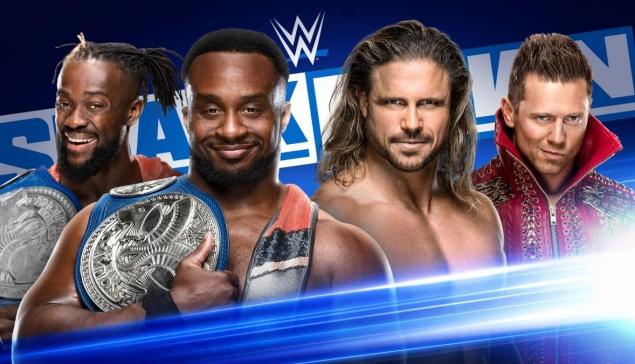 Preview : WWE SmackDown du 17 janvier 2020