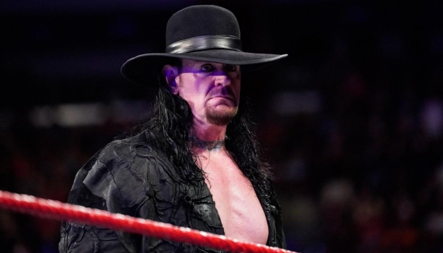 L'Undertaker présent au Performance Center
