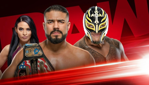 [Update 2] Preview : WWE RAW du 20 janvier 2020