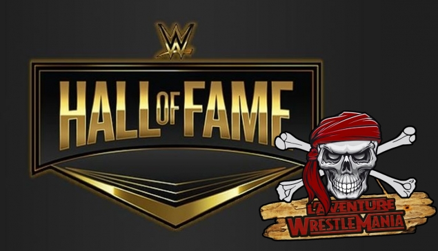 #AventureWM : WWE Hall of Fame 2020 !
