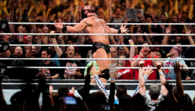 The Rock a réagi à la victoire de Drew McIntyre au Royal Rumble
