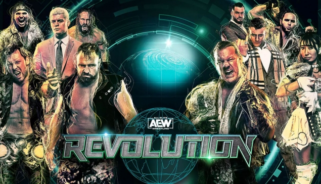Carte de AEW Revolution 2020