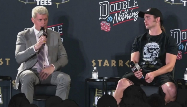 Pas de Starrcast pour AEW Double or Nothing 2020
