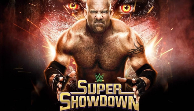 Carte de WWE Super ShowDown 2020