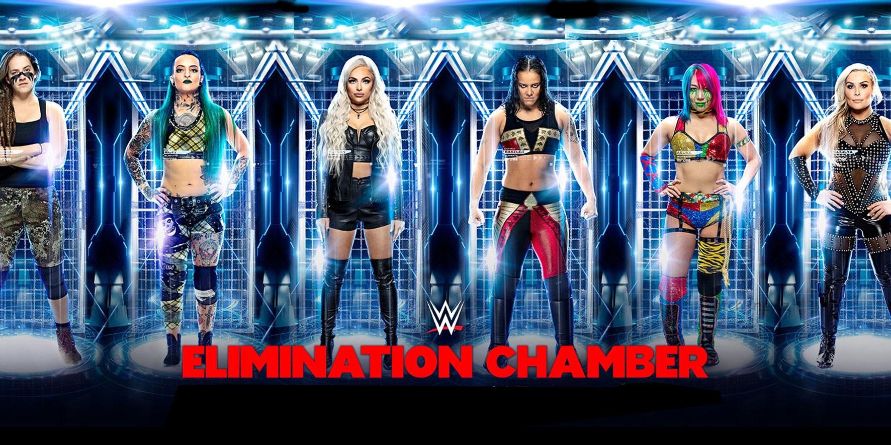 Wwe Elimination Chamber 2021 Ergebnisse