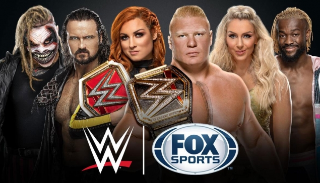 Fox Sports acquiert les droits de WWE WrestleMania 36