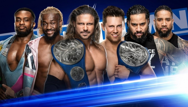 Preview : WWE SmackDown du 3 avril 2020
