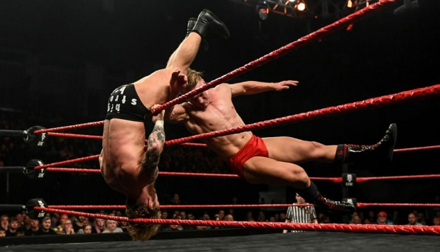 Résultats de WWE NXT UK du 2 avril 2020