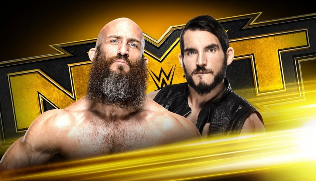 Preview : WWE NXT du 8 avril 2020