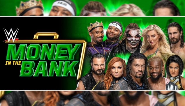 Money in the Bank 2020 n'aura officiellement pas lieu à Baltimore