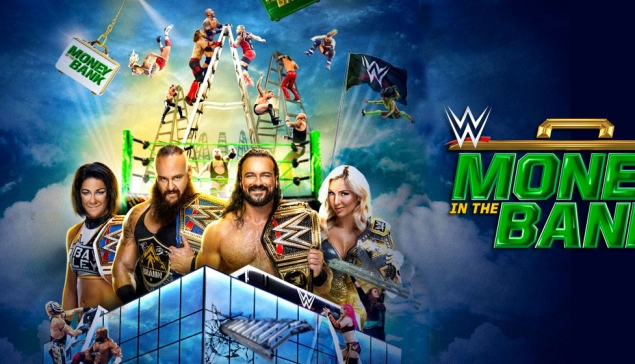 Résultats de WWE Money in the Bank 2020