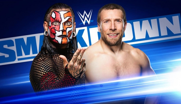 Preview : WWE SmackDown du 29 mai 2020
