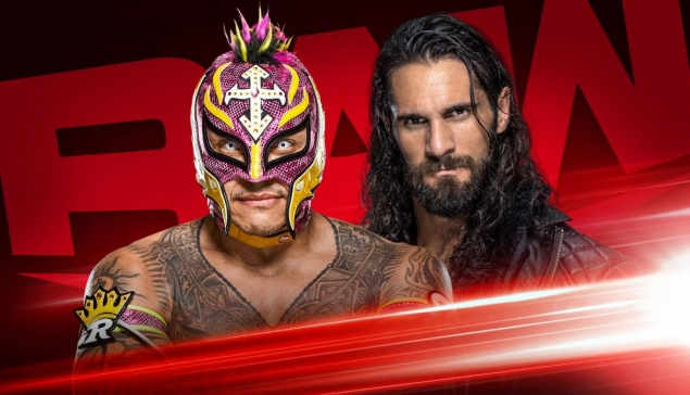 Preview : WWE RAW du 1 juin 2020