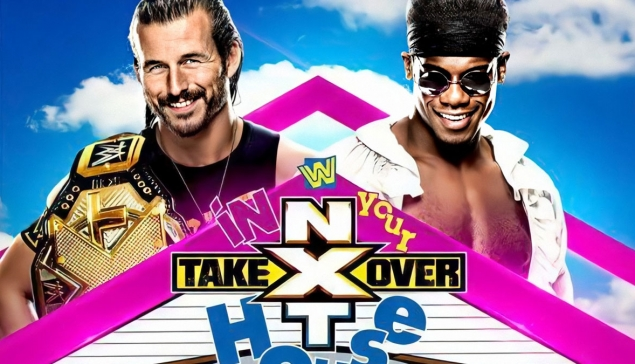 Carte de WWE NXT TakeOver In Your House 2020