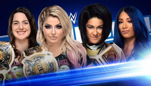 Preview : WWE SmackDown du 5 juin 2020