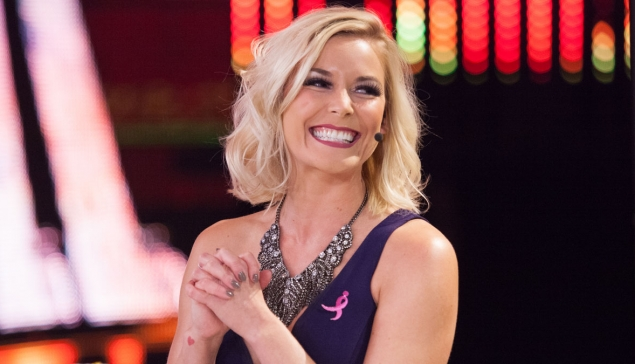 Renee Young dévoile sa grosse annonce