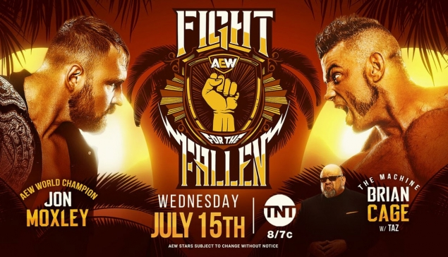 L'AEW annonce son édition de Fight for the Fallen 2020
