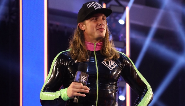 Matt Riddle nie les allégations d'agression sexuelle
