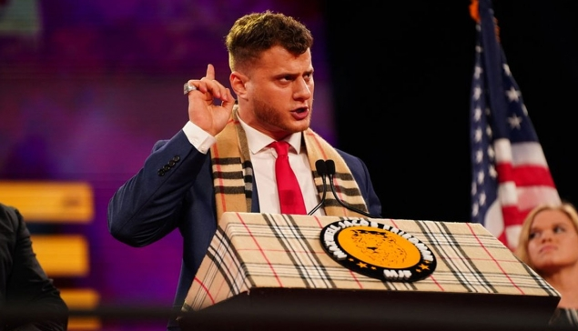 MJF affrontera le champion de l'AEW à All Out