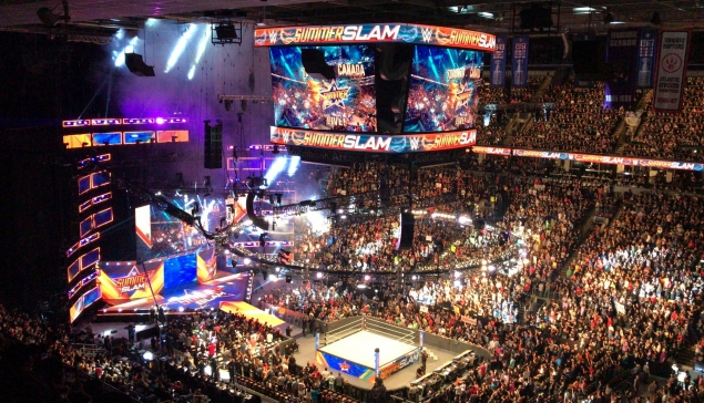 SummerSlam : la WWE a trouvé le lieu (au revoir le Performance Center)