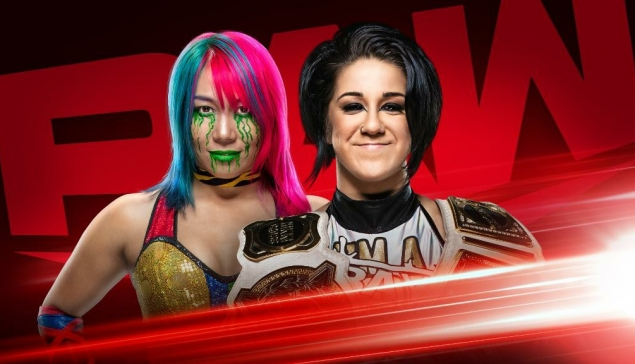 Preview : WWE RAW du 10 août 2020