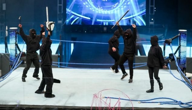 SmackDown : RETRIBUTION met le chaos !