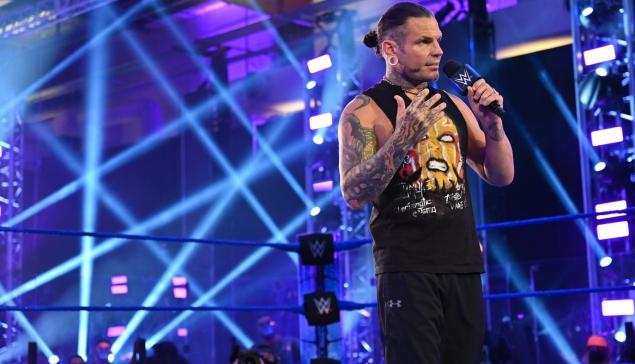 Un match de Jeff Hardy pour SummerSlam ?
