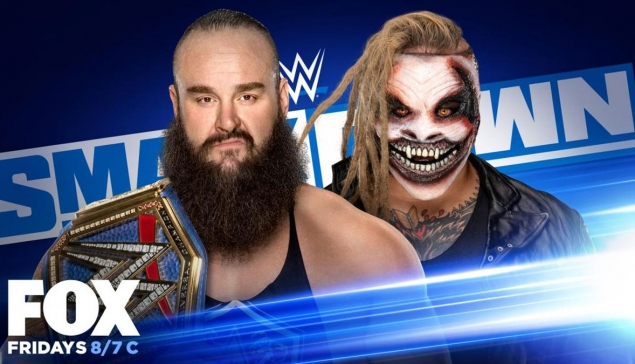 Preview : WWE SmackDown du 14 août 2020