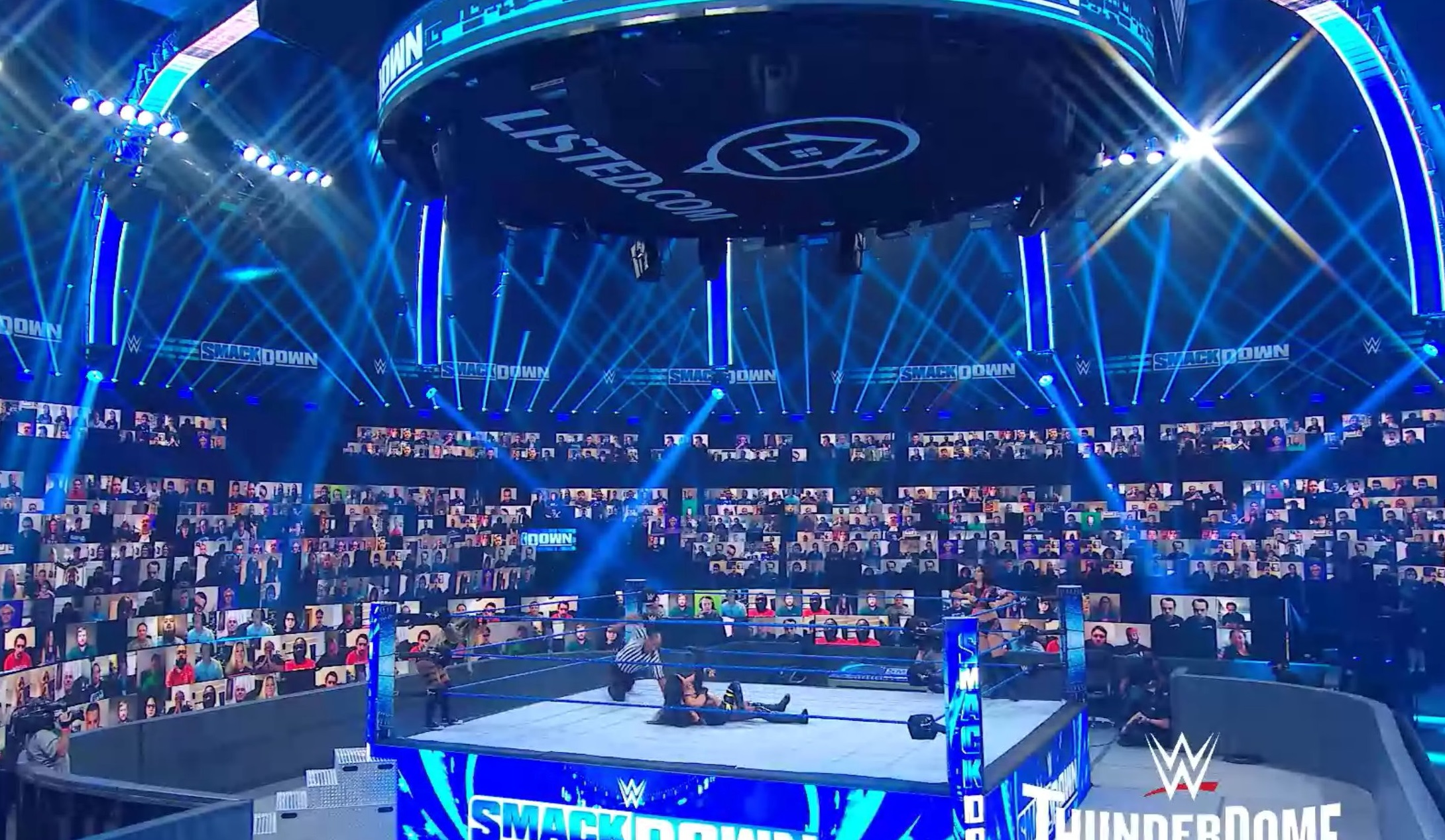 Catch (WWE, ECW, TNA) - Page 36 Wwe-thunderdome