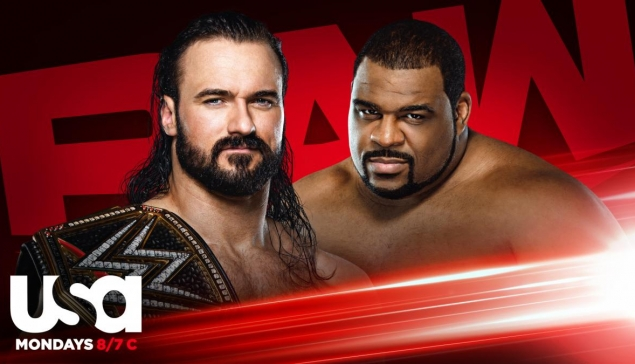 Preview : WWE RAW du 21 septembre 2020