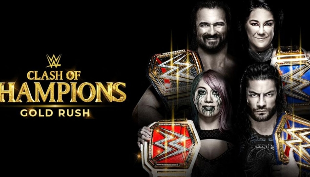 Carte de WWE Clash of Champions 2020