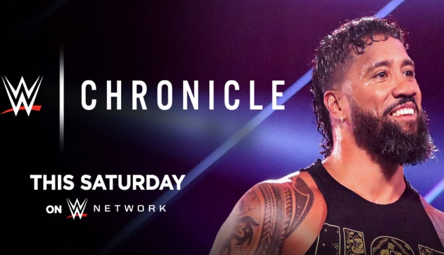 Jey Uso aura droit à son WWE Chronicle